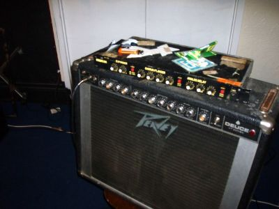 Amplifier, Peavey  KB  100