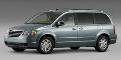 2008 Chrysler Town & Country Touring (Bright Silver Metallic)