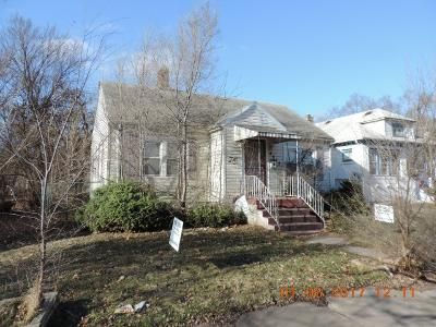 3 Bed 2 Bath Foreclosure Property in Gary, IN 46408 - Monroe St