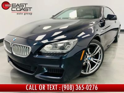 2013 BMW Integra 650i xDrive (Deep Sea Blue Metallic)