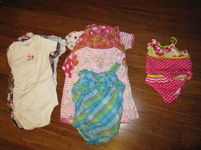 18 month and 24 month Girl Clothing