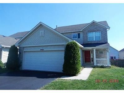 3 Bed 2.1 Bath Foreclosure Property in Joliet, IL 60435 - Nantucket Dr