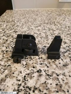 For Sale: Fixed AR-15 Sights