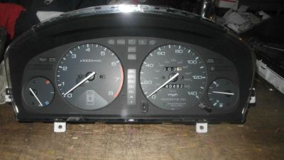 Buy HONDA ACCORD SPEEDOMETER GAUGE INSTRUMENT CLUSTER AUTO 94 97 NO ABS 270710 miles motorcycle in San Jacinto, California, US, for US $44.95