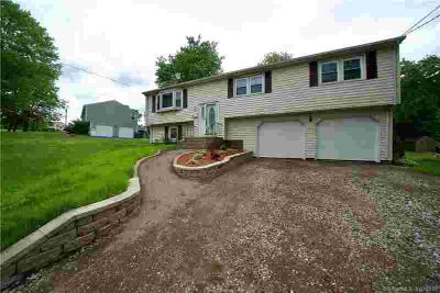 70 Steep Road South Windsor Three BR, This raised ranch is