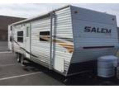 2010 Forest River Salem-Ultra-Lite Travel Trailer in Corona, CA