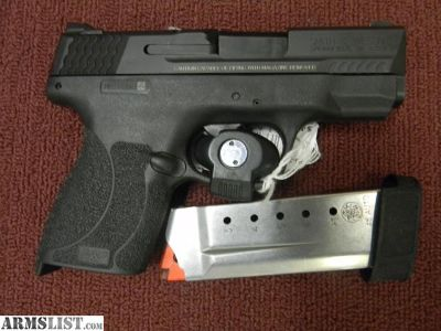 For Sale: smith & wesson mp shield 45 log 5692