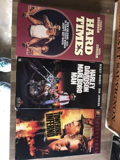 VHS tapes. Misc. lot