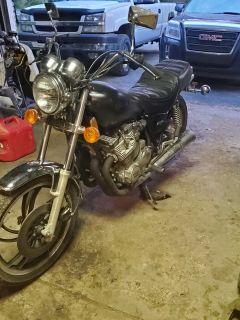 1982 Yamaha XJ650 MAXIM