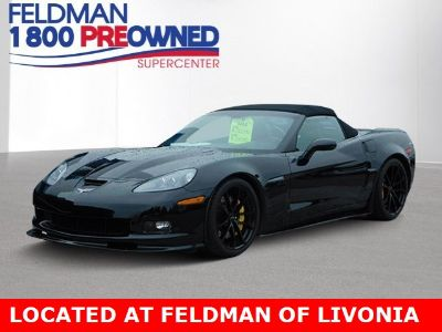 2013 Chevrolet Corvette 427 Collector Edition (Black)