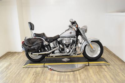 2002 Harley-Davidson Fat Boy Cruiser Motorcycles Wauconda, IL