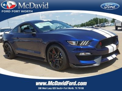 2018 Ford Mustang SHELBY GT350R FASTBACK (BLUE)