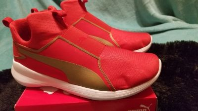 NIB Puma Rebel training shoes