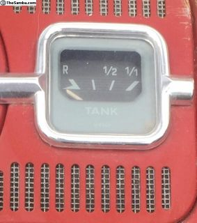 Type 1 fuel gauge (out of a 1967)