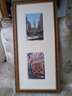 Picture of downtown Philadelphia and Elfreds Alley
