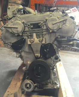 Purchase 2002 2003 Nissan Altima Maxima Infinity I35 3.5L Engine 50K Miles motorcycle in Orlando, Florida, United States, for US $1,199.00
