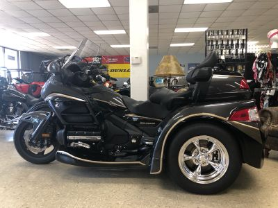 2016 Honda Gold Wing Audio Comfort Touring Jasper, GA