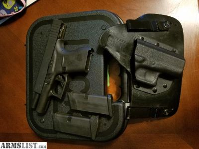 For Trade: Glock 43