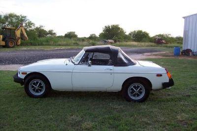 1979 MG MGB Convertible