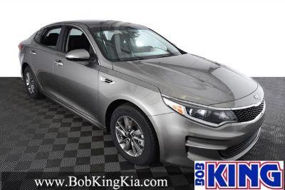 2018 Kia Optima LX (Titanium Silver)