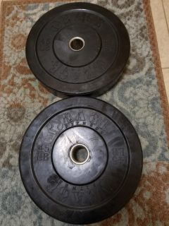 Olympic Bumper Plates-45lbs Plates