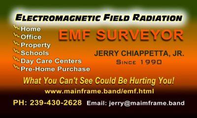 EMF Surveyor - Electromagnetic Field Testing Services
