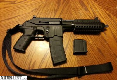 For Sale: Keltec Kel Tec PLR 16 PLR16 5.56/.223 pistol 30 RD Hand Guard Sling, 2 mags, Iron Sites, Flattop Rail