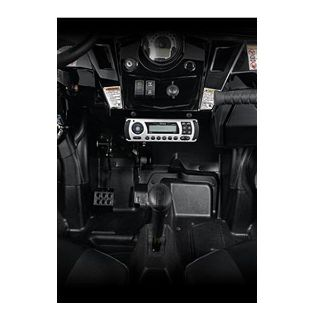 Purchase OEM Jensen MSR010 Radio Head Unit 2008 2009 2010 2011 RZR 570 800 900 S 4 XP motorcycle in Sandusky, Michigan, US, for US $179.99