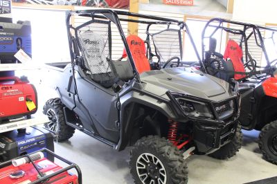 2017 Honda Pioneer 1000 LE Side x Side Utility Vehicles Adams, MA