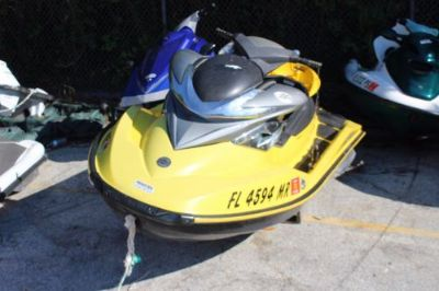 Find seadoo 2004 yellow rxp hull no engine motorcycle in Key Largo, Florida, United States, for US $800.00