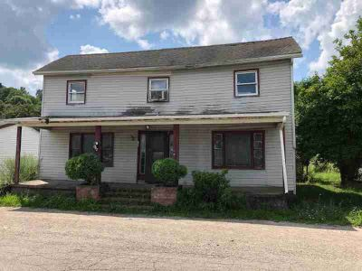 136 Railroad Street New Lexington Two BR, Distressed Rental
