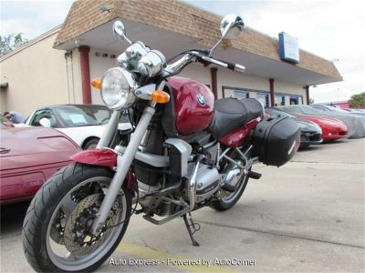 1998 BMW Motorcycle