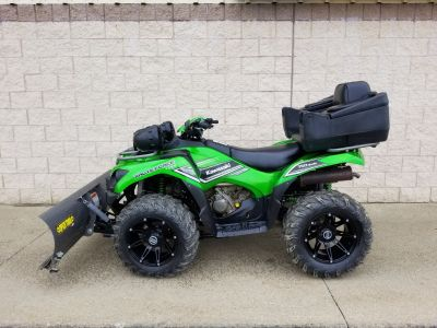 2016 Kawasaki Brute Force 750 4x4i EPS Sport-Utility ATVs Canton, OH