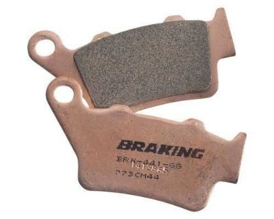 Buy Braking Rear SM1 Semi Metallic Brake Pads for BMW F650GS Dakar ABS 2002-2005 motorcycle in Hinckley, Ohio, United States, for US $25.35