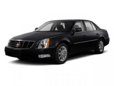 2011 Cadillac DTS Luxury Collection (Black Raven)