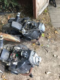 50cc china scooter engines