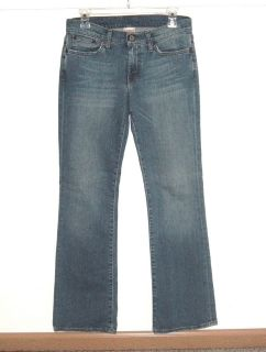Womens 6 Lucky Brand DAYDREAM Low Rise Flare Denim Jeans