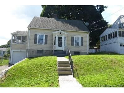 3 Bed 2 Bath Foreclosure Property in Waterbury, CT 06708 - Corona Dr