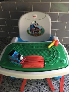 Thomas the Train booster seat