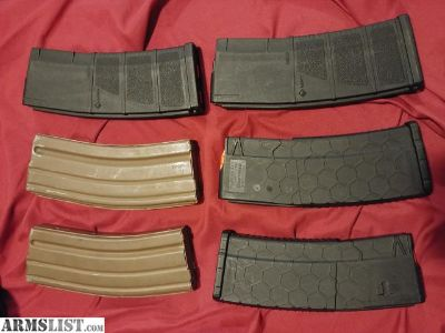 For Sale/Trade: AR15 Mags & Mag Kits