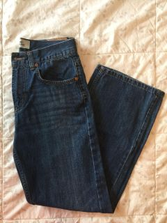 Levi s 550 Relaxed Jean - Size 16 (28x2