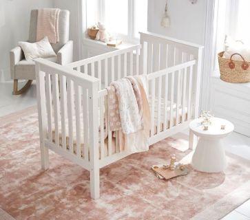 White Pottery Barn Crib