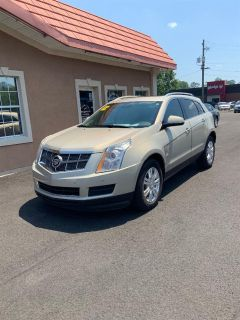 2012 Cadillac SRX Luxury Collection (Gold)