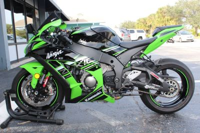 2017 Kawasaki Ninja ZX-10R KRT EDITION Supersport Lake Park, FL