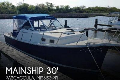 2003 Mainship PILOT II 30 SEDAN