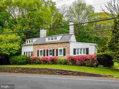 2175 Durham Rd NEW HOPE Three BR, Founded on over two acres this