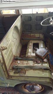 [WTB] FRONT HUMBACK SEAT.