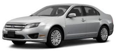 2011 Ford Fusion Sport (Silver Or Aluminum)