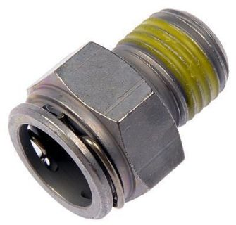 Purchase Dorman 800-604 Trans. Line Connector Brass Each motorcycle in Tallmadge, OH, US, for US $5.97