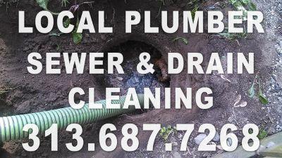 Local Plumber - Sewer & Drain Cleaning - Plumbing Repairs (Sewer, Drain, & Plumbing)